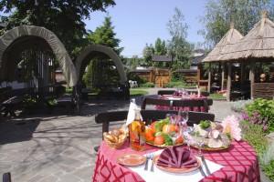 Летняя Площадка | Ресторан «Слобода»